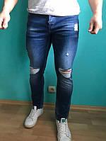 Чоловічі джинси Розміри: 30,31,32,32,32,33,34,36