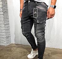 Чоловічі джинси Розміри: 31,32,32,34
