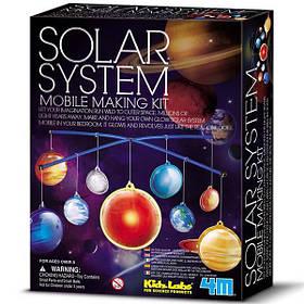 Набор для исследований 4M Светящаяся модель солнечной системы (00-03225)