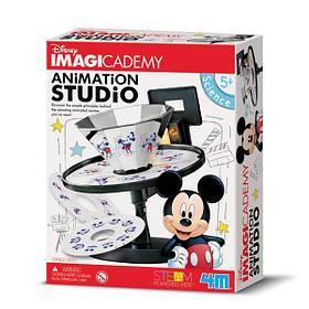 Набір для досліджень 4M Disney Дісней Мультиплікаційний проектор (00-06206)