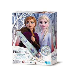 Набір для виготовлення калейдоскопа 4M Disney Frozen 2 Холодне серце 2 (00-06207)