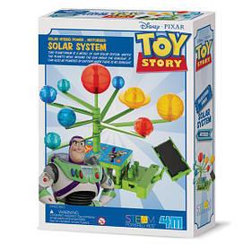 Набір для досліджень 4M Disney Buzz Lightyear Базз Лайтер Сонячна система (00-06216)