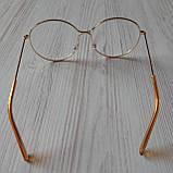 Окуляри для іміджу з прозорою лінзою очки для имиджа с прозрачной линзой, фото 6