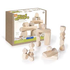 Набір дерев'яних блоків Guidecraft Natural Play Стоунхендж (G6772)