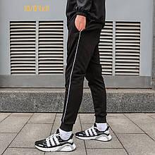 Спортивные штаны мужские черные от бренда ТУР модель Рейн (Rain) L