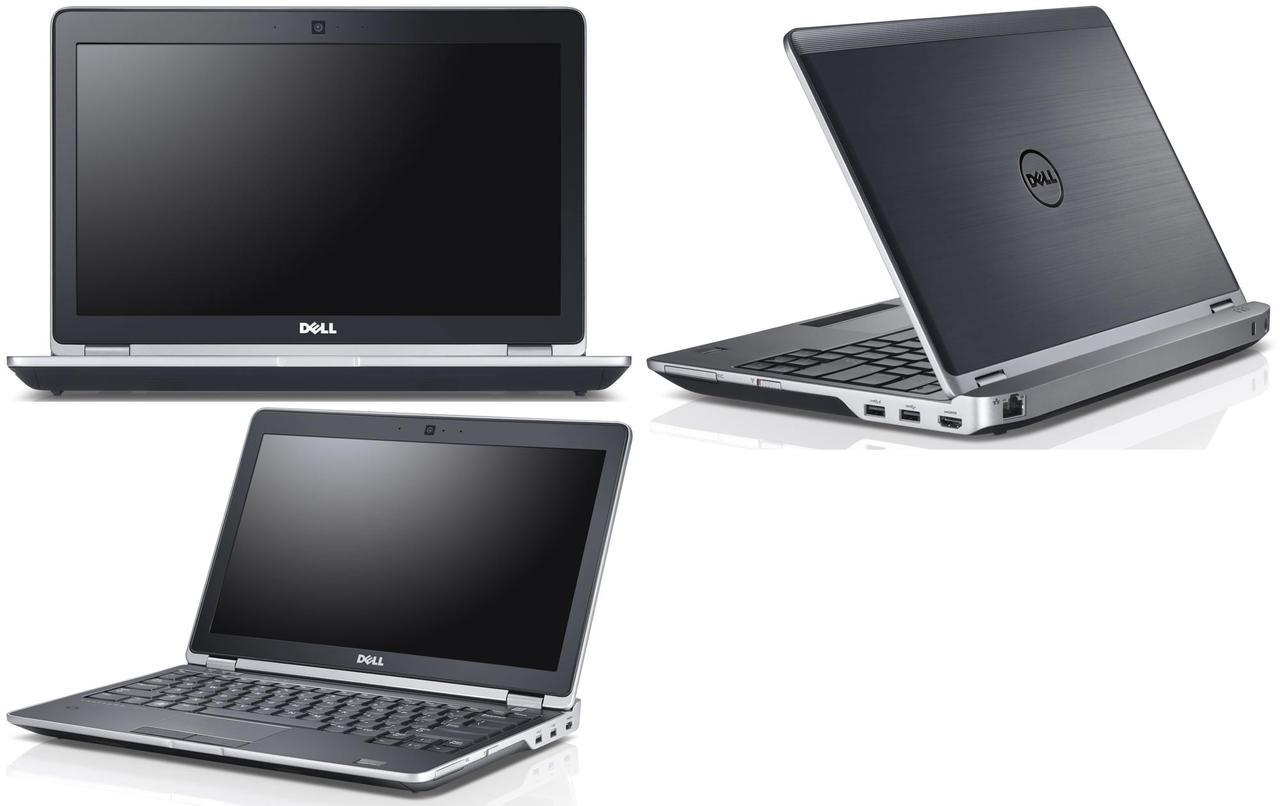 Ноутбук Dell Latitude E6230-Intel Core i5-3320M-2,6 GHz-4Gb-DDR3-500Gb-W12.5-Web-(З-)- Б/У