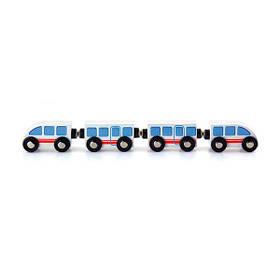 Набір для залізниці Viga Toys Експрес-поїзд (50818)