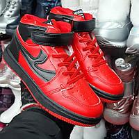 Детская обувь.Хайтопы, кроссовки, ботинки Деми для мальчика, девочки 32,33,34,35(22,8),36(23,5)красные