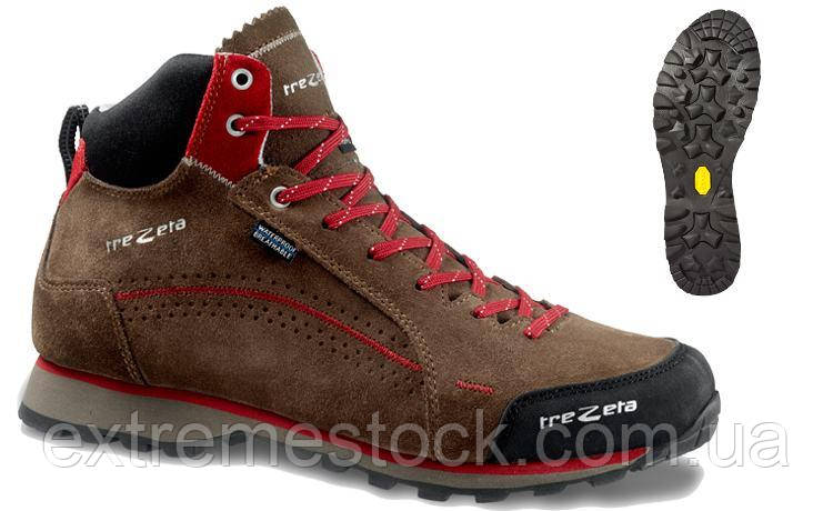 Ботинки Trezeta Flow Mid WS коричневый 46