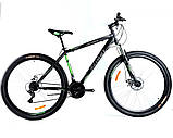 "Велосипед AZIMUT Spark 29"" х19"", фото 6"