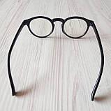 Окуляри для іміджу з прозорою лінзою очки для имиджа с прозрачной линзой, фото 5
