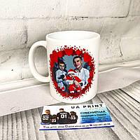 Парні чашки для мами і тата