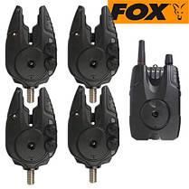 Набор сигнализаторов Fox Micron MX Set 4 Rod, фото 2
