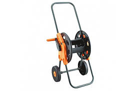 """Котушка-візок розкладна для поливального шланга 1/2""""-45 м, 3/4""""-25 м Presto-PS"""