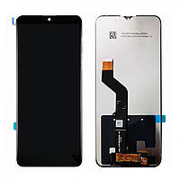 Дисплей для Motorola XT2081 Moto E7 Plus | XT2081-1 | XT2081-2 с тачскрином, черный