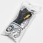Аудіо-кабель Cablexpert (CCA-4P2R-2M), 3.5 мм - 3хRCA, 2 м, чорний, фото 2