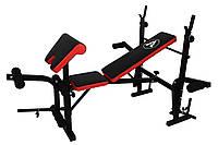 Скамья для тренировок Atleto 22028