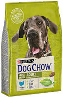 Dog Chow Adult для взрослых собак крупных пород, 14 кг