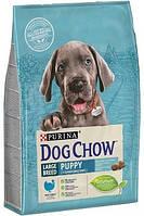 Dog Chow Puppy Large Breed  для щенков больших пород, 14 кг
