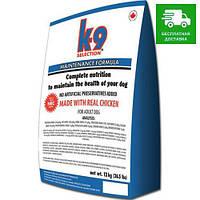 K-9 Selection Maintenance Formula для взрослых средних пород собак, 20 кг