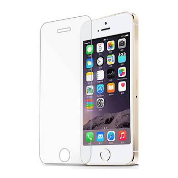 Стекло защитное прозрачное APPLE iPhone 5 2.5D