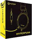 Гарнитура Hator Hyperpunk Black (HTA-820), фото 5