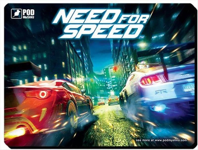 Ігрова поверхня Podmyshku Game Need for Speed S