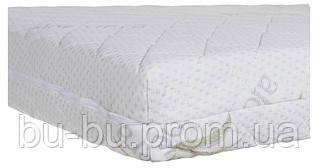 Матрас Солодких Снів Aloe Vera Comfort Premium - 12 см. (кокос, полиуретан, кокос)  белый