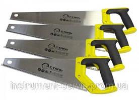 Ножівка по дереву 400 мм (Сталь, 40101)