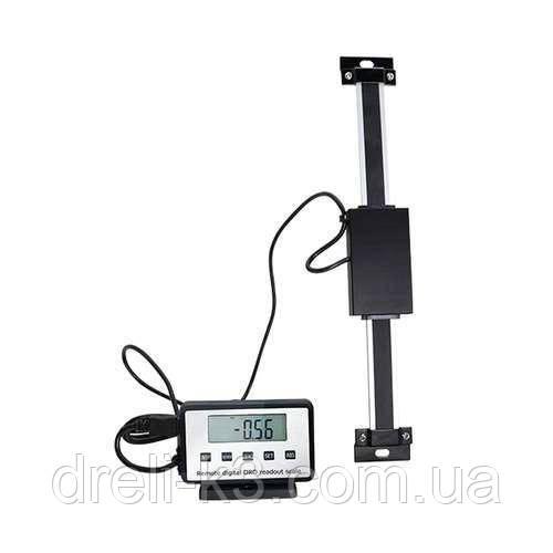 Цифровая электронная линейка 200мм с дистанционным дисплеем PROTESTER 5304-200A