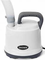 Intex 28606, дренажный насос для откачки воды из бассейна, фото 1