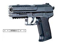 Детский пистолет на  пульках