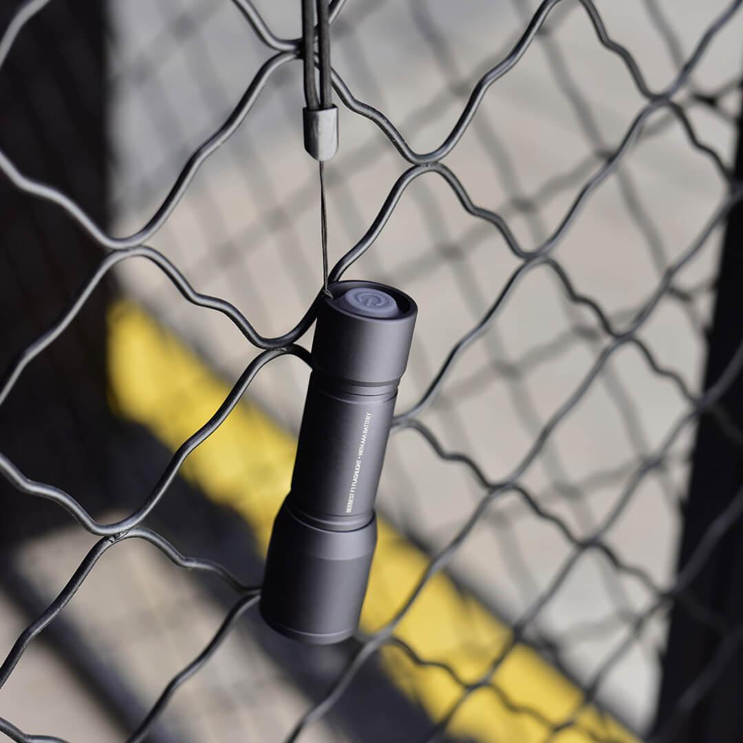 Фонарик Xiaomi BEEBEST Extreme bee portable flashlight F1 Black