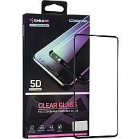 Захисне скло Gelius Pro 5D Full Cover Glass для Samsung G780 (S20 FE) чорне