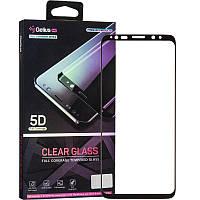 Захисне скло Gelius Pro 5D Full Cover Glass для Samsung G960 (S9) чорне