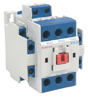 Контактор магнитный пускатель постоянный ток на 40 ампер 18,5 кВт, кат управл постоянного тока на 24/48 V DC, фото 1