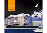 Комплект постільної білизни Вилюта Євро Сатин Люкс 846 Tiare™