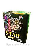 Салют Star Light, Maxsem CP467, 25 выстрелов 20 мм, фото 1