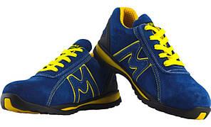 Взуття робоче кросівки ArtMas BSport 43 Синій