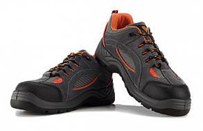 Взуття робоче кросівки ArtMas BSport 43 Сірий
