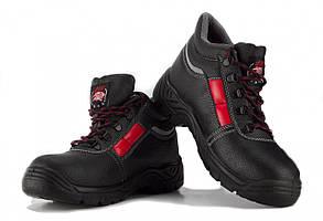 Взуття робоче осінь-весна ArtMas BTMAN 42 Чорний