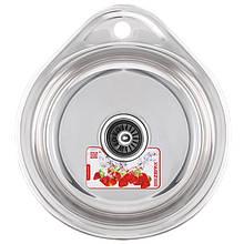 Мийка кухонна ZERIX Z4843-06-160P (polish) (ZS0565)