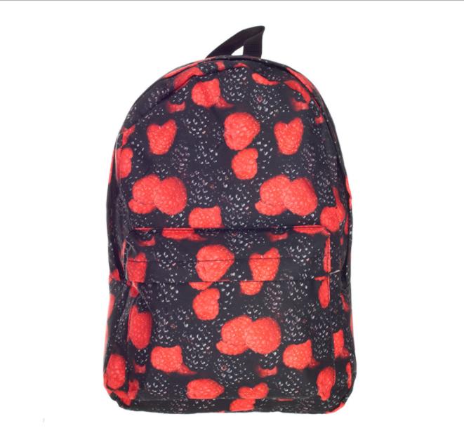 Рюкзак молодіжний Ягоди