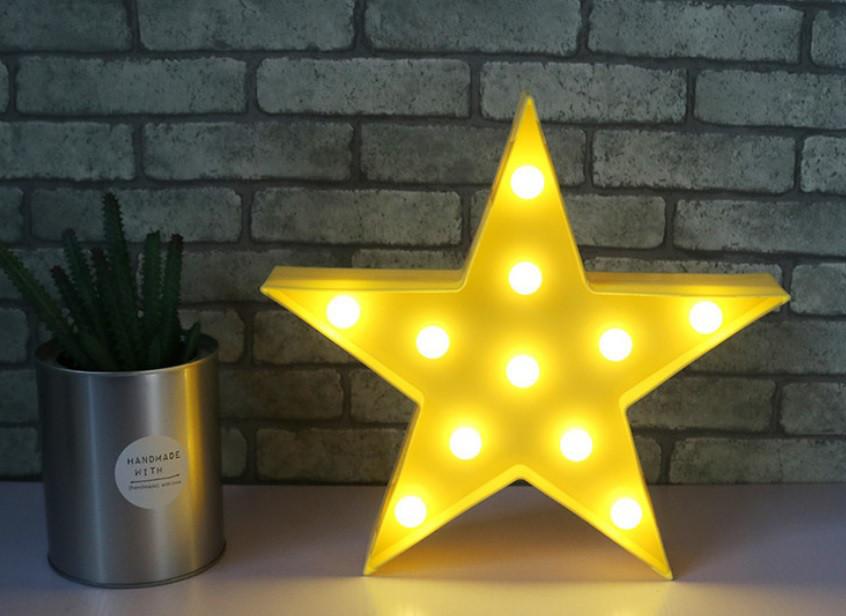 Ночник Звезда