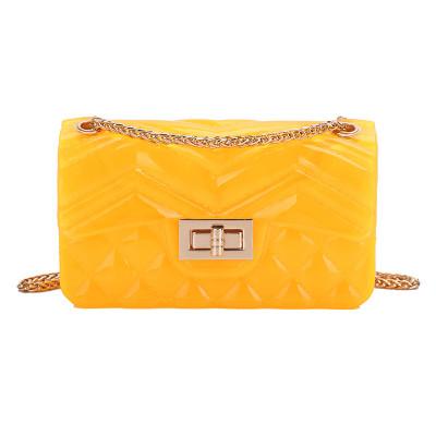 Жовта сумка