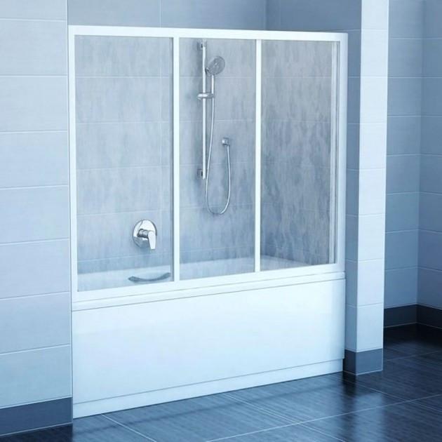 AVDP3-170 (Transp.) Satin Двери для ванн