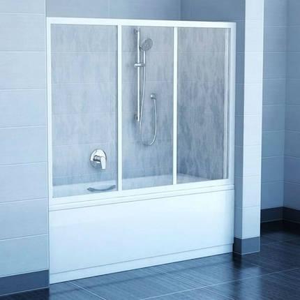 AVDP3-170 (Transp.) Satin Двери для ванн, фото 2