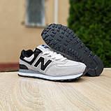 Кросівки чоловічі розпродаж New Balance 574 АКЦІЯ 750 грн 45й(28,5 см), 46(29см) копія люкс, фото 6