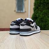 Кросівки чоловічі розпродаж New Balance 574 АКЦІЯ 750 грн 45й(28,5 см), 46(29см) копія люкс, фото 10