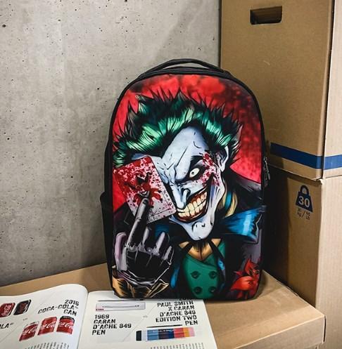 Рюкзак Злой клоун